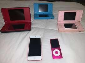Vendo DS XL EN 200 Y DS en 100