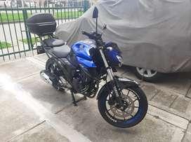 Yamaha Fz25 como nueva, excelentes condiciones, único dueño