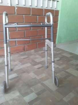 caminadora ortopedica