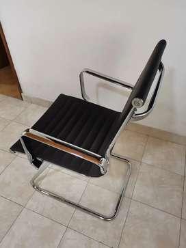 Vendo dos sillas interlocutoras como nuevas