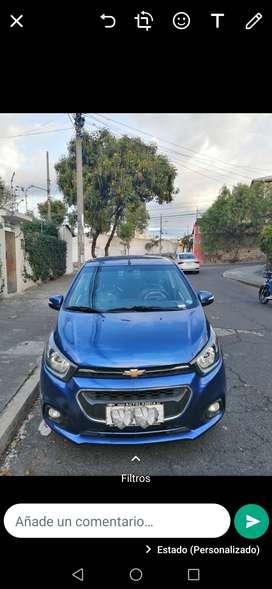 Auto Chevrolet Premium Beat 2019