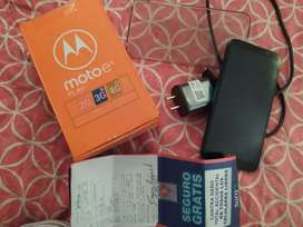 Vendo motoe6play dual SIM 32gb