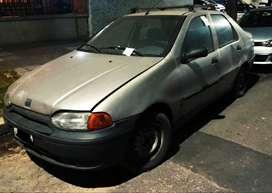 Vendo  Fiat Siena 2000 con GNC