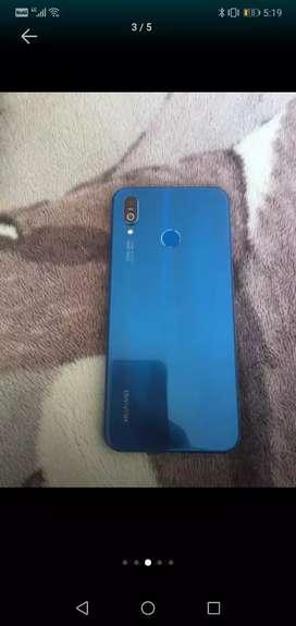Huawei p20lite y encimo