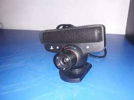 Cámara PlayStation Eye sin uso