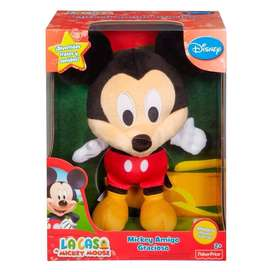 Peluche Mickey Mouse Habla frases Original Fisher Price