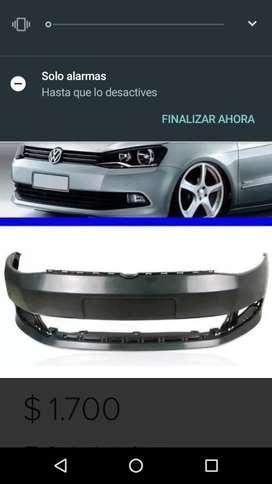 Paragolpe Volkswagen 2013/2015