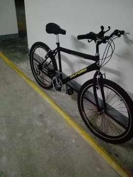 Bicicleta aro 26 10/10