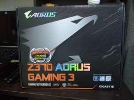 Motherboard Z370 Aorus Gaming 3