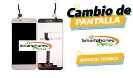 Reemplazo Pantalla Redmi 5A + Garantia + Servicio tecnico trujillo