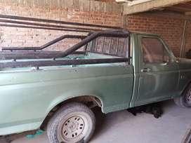 Camioneta ford f100 caja de quinta turbo perkin