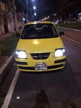 Vendo taxi atos modelo 2006