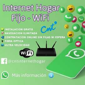 CNT INTERNET ILIMITADO 24$