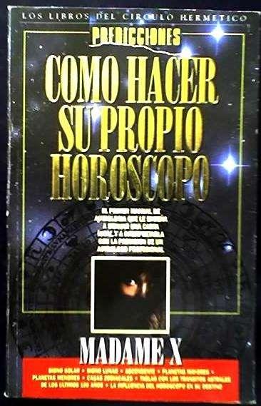 COMO HACER SU PROPIO HOROSCOPO – PREDICCIONES   AUDIOMAX 0