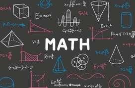 Clases de matemática desde 5to de primaria hasta 3ro de secundaria