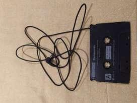Cassette adaptador para colección