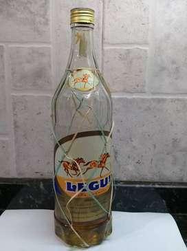Antigua botella de Legui
