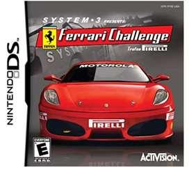 Juego Nintendo DS Ferrari Challenge