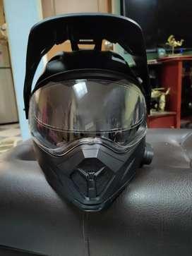 Vendo cambio casco Bell Mx9 Adventure Stealth talla M sin intercomunicador