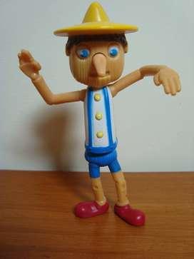 Muñeco de Pinocho shrek Mc Donalds
