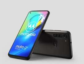 Vendo Motorola g8 power liberado (NUEVO).