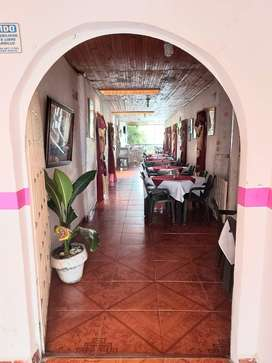 Se vende Restaurante y Hotel con buena acreditación en Acevedo Huila
