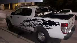 Vendo Ford Ranger 2014