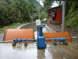 Compuertas hidraulicas