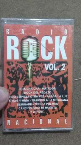 Radio Nacional Rock volumen 2