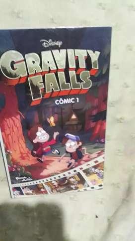 Gravity falls comic 1 (nuevo)