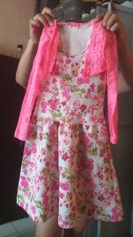 Vendo Vestido de Niña Nuevo
