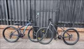 Vendo bicletas GW