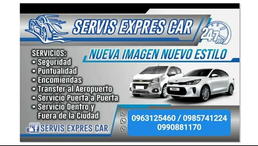 SERVIS EXPRES CAR (auto o furgoneta)