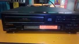 Compactera de cd AIWA