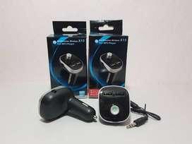 X15 fm car mp3 player Super Transmisor