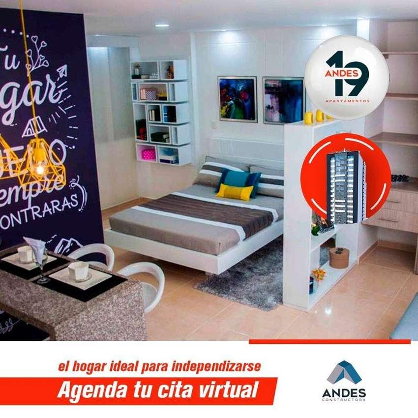 Venta de Apartamentos sobre planos con opción Vis 0