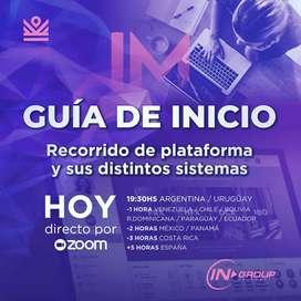 Aprende IQOPTION.FOREX.ACCIONES.CRIPTOMONEDAS INVERTIR EN LA BOLSA DE VALORES. MODALIDAD ONLINE Y SEMIPRESENCIAL