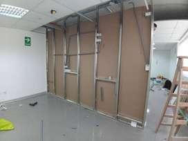 Se busca personal con experiencia en conocimientos en construccion y drywall