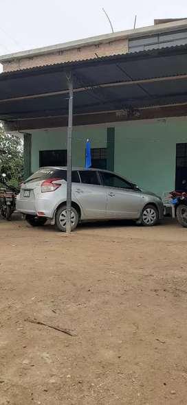 Toyota Yaris hastbak 2015 full km 55000