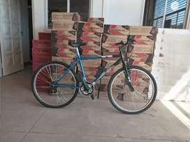 Bicicleta nueva sin ningún uso