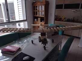 Vendo kit aeromodelismo RC para terminar de armar