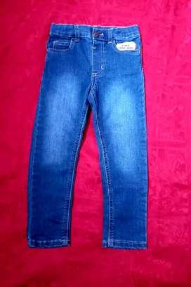 Venta Jeans de Niña Americano