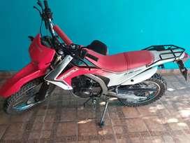 Cerro Talampaya 250cc