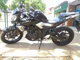 Yamaha MT 03 321cc 2017