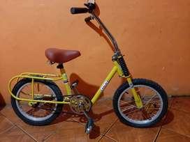 Bicicleta Caloi clásica