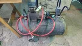 Compresor grande City bell