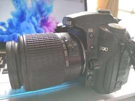 Vendo Cámara Nikon D90 en perfecto estado