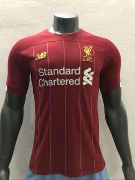 Camiseta del Liverpool local Versión jugador