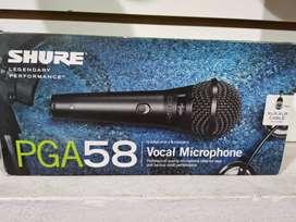 Microfono Microfono para voz PGA58