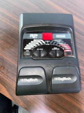 Pedal Multiefectos RP55 Digitech